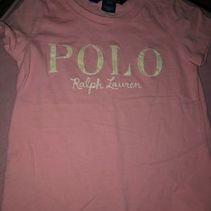 Polo Tee Shirt, Size 3T